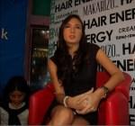 foto artis indonesia kelihatan celana dalamnya Nadine Chandrawinata