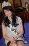 foto artis indonesia kelihatan celana dalamnya Sandra Angelia Puteri Indonesia